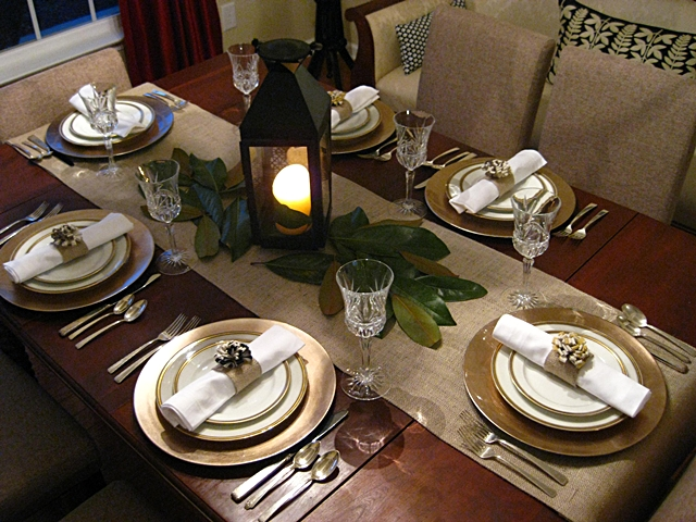 SUZANNE VON DRACHENFELS : russian table settings - pezcame.com